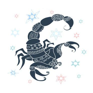 ujemanje škorpijon