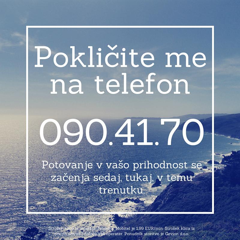 0904170 vedeževanje po telefonu
